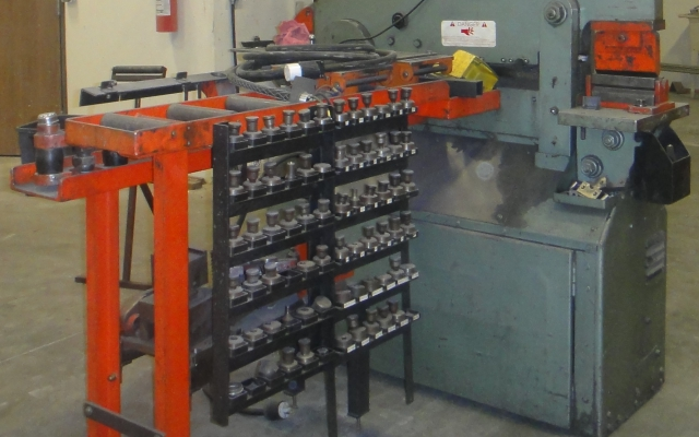 Our Equipment And Machines